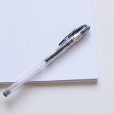 Feuilles A5 réglure à pois pour Bullet Journal