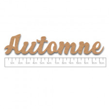 Mot «Automne»
