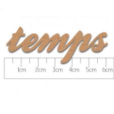 Mot «temps»